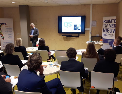 Commercial attachés learn about Health Hub Roden and QSI
